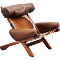 Ox Chair Sergio Rodrigues Attributed, Brazil, 1960
