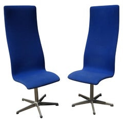 Oxford Chairs Model AJ 3273 by Arne Jacobsen