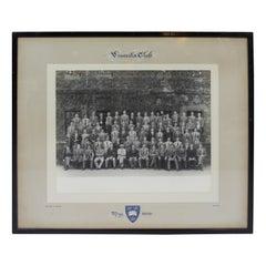 Oxford University Vincent's Club 1939 Photograph