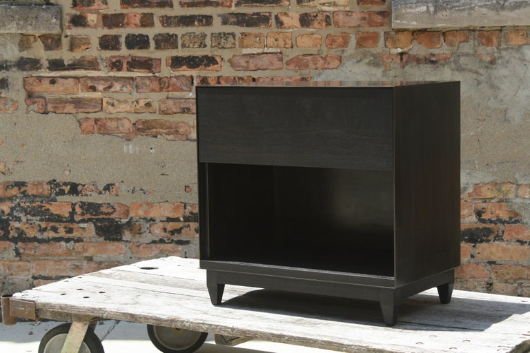 Oxide A Customizable Handmade Metal Side Cabinet or Nightstand by Laylo Studio 3