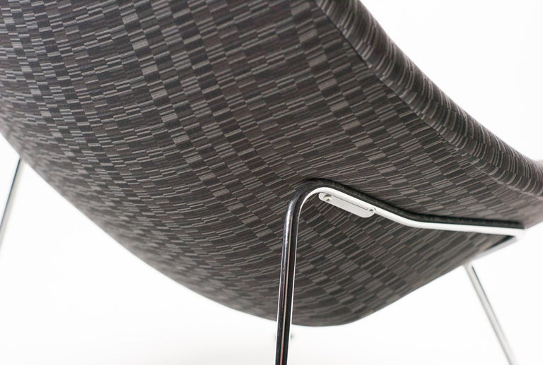 Oyster Lounge Chair F157 by Pierre Paulin for Artifort In Good Condition In Dronten, NL
