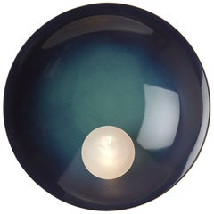 Oyster Wall-Ceiling Mounted Midnight Blue, Carla Baz