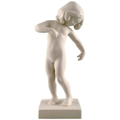 P. Ipsen's, Denmark, Girl no. 888, Venus Kalipygos by Kai Nielsen