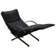 P40 Arm Lounge Chair by Osvaldo Borsani for Tecno, Italy