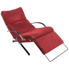 P40 Lounge Chair by Osvaldo Borsani for Tecno