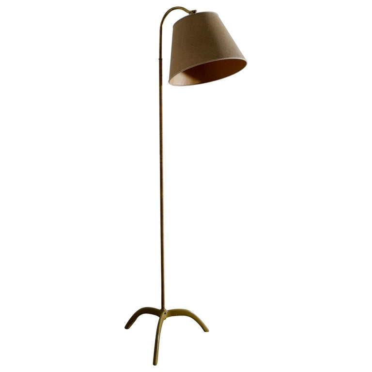 Paavo Tynell 9609 floor lamp, 1940s, offered by Galerie North