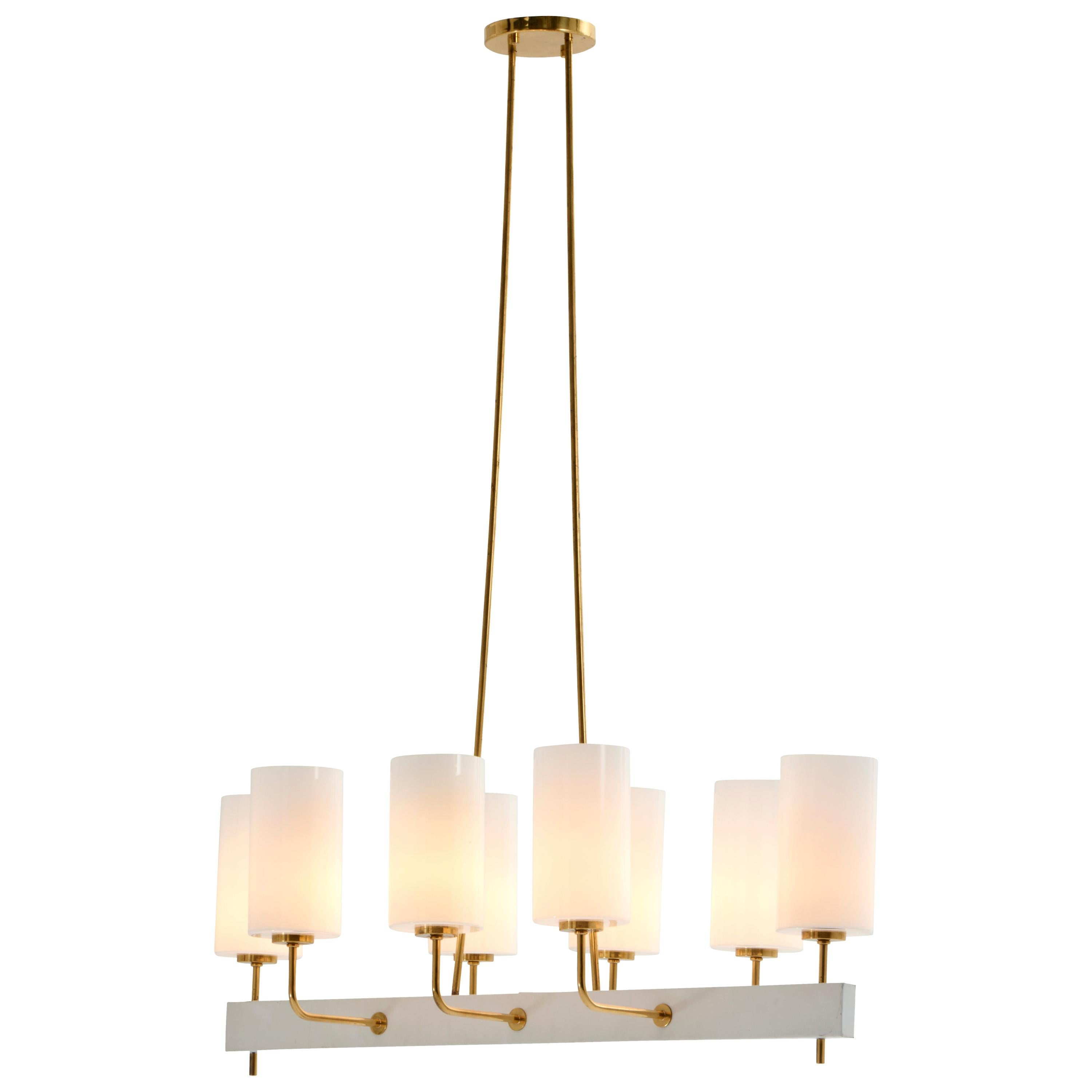 Paavo Tynell, a Large Chandelier