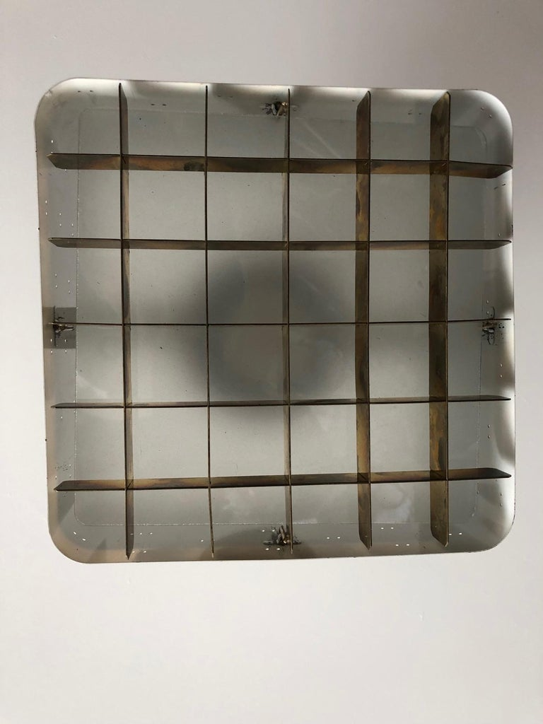 Mid-20th Century Paavo Tynell Ceiling Lamp For Sale