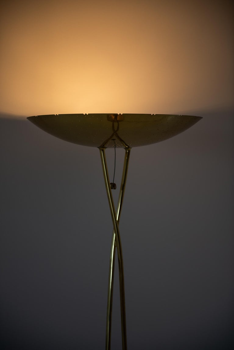 Paavo Tynell Floor Lamps Model 10506 Produced by Taito Oy in Finland For Sale 4