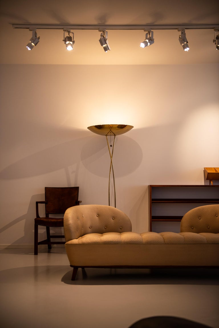 Paavo Tynell Floor Lamps Model 10506 Produced by Taito Oy in Finland For Sale 8