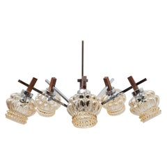 Paavo Tynell for Limburg, Germany Chandelier
