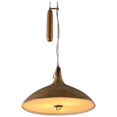 Paavo Tynell Pendant Lamp for Idman Oy, Model 1965