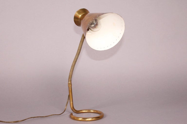 Paavo Tynell Style Table Lamp In Good Condition For Sale In Meyrin, CH