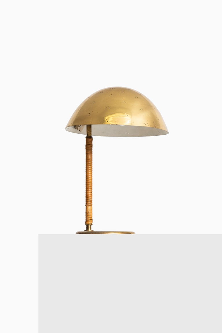 Finnish Paavo Tynell Table Lamp Model Kypärä by Taito Oy in Finland For Sale