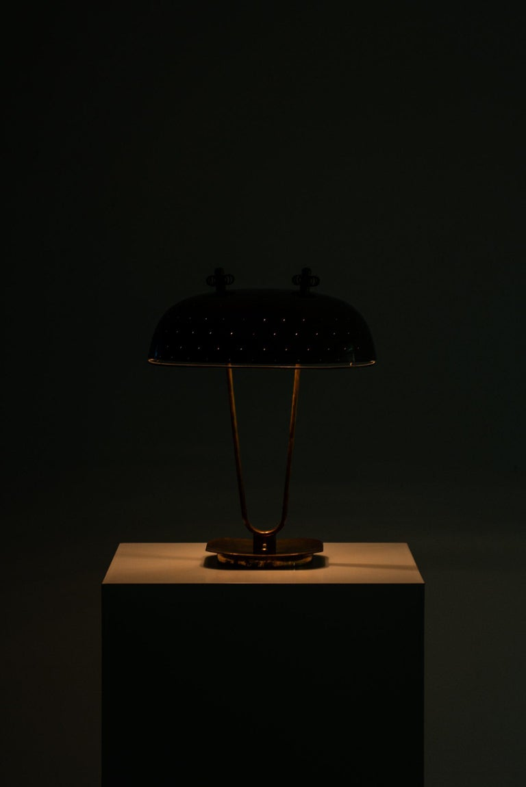 Paavo Tynell Table Lamp Produced by Taito Oy in Finland For Sale 5