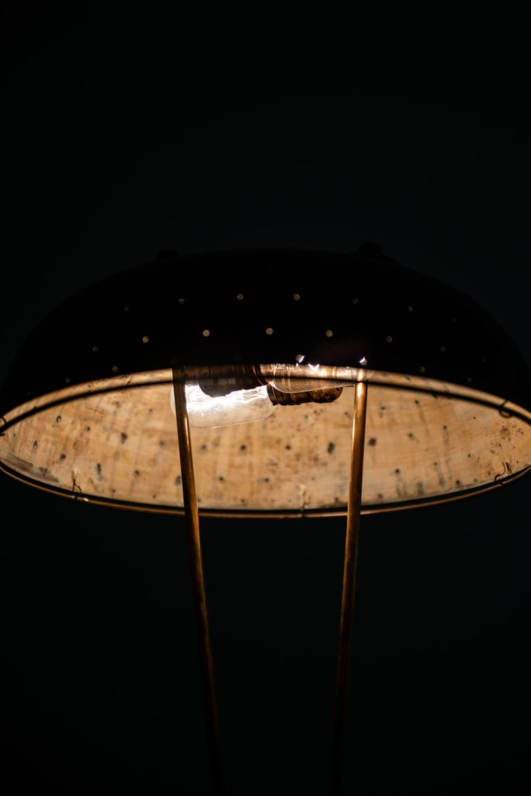 Paavo Tynell Table Lamp Produced by Taito Oy in Finland For Sale 6