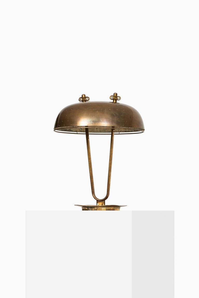 Finnish Paavo Tynell Table Lamp Produced by Taito Oy in Finland For Sale