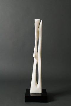 Carrara marble architectural carved Atchugarry sculpture