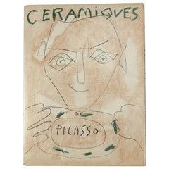 Pablo Picasso, Ceramiques de Picasso, First Edition 1948
