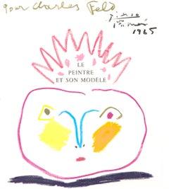 "Pablo Picasso ""Tête Ronde"""