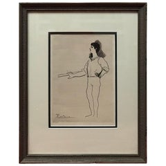Pablo Picasso Etching # 1