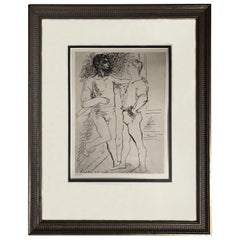 Pablo Picasso Etching # 2