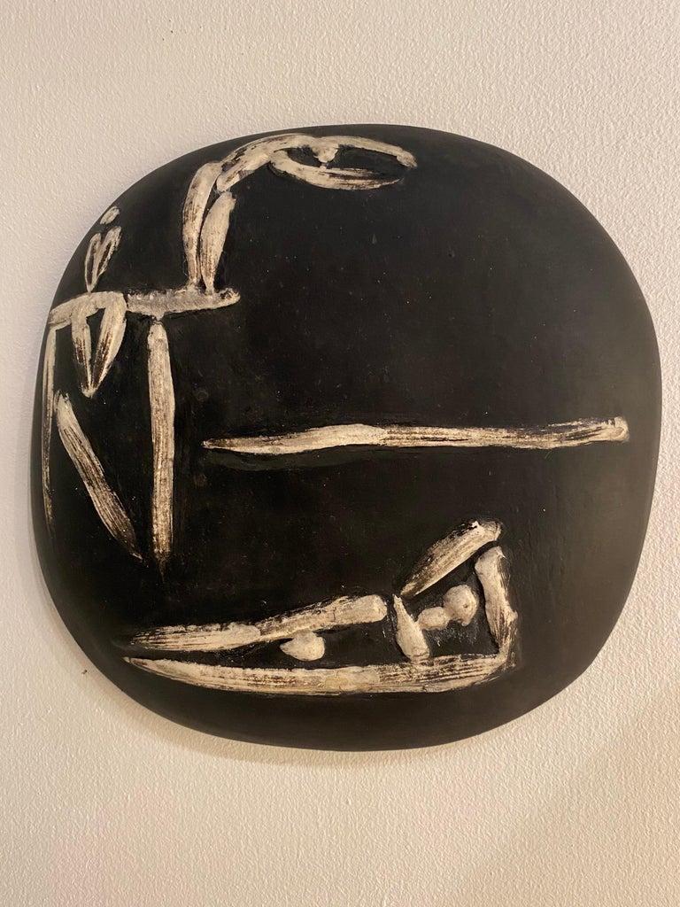 Pablo Picasso for Madoura Plate 3