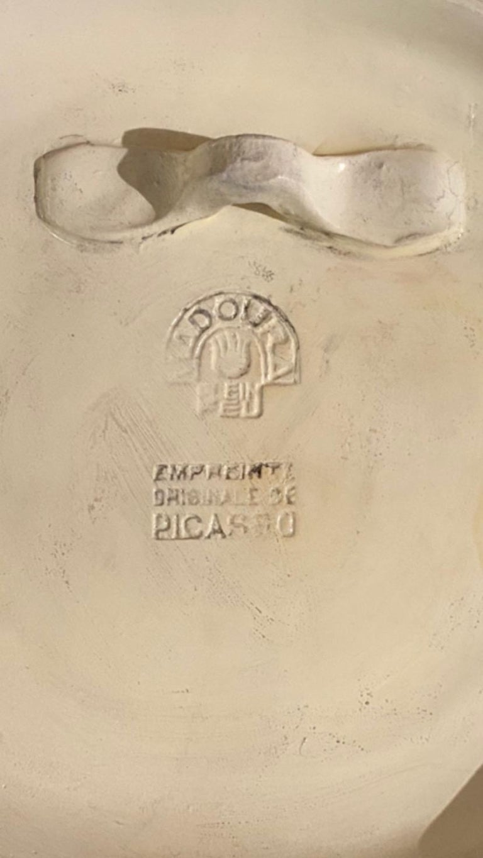 Pablo Picasso for Madoura Plate 7