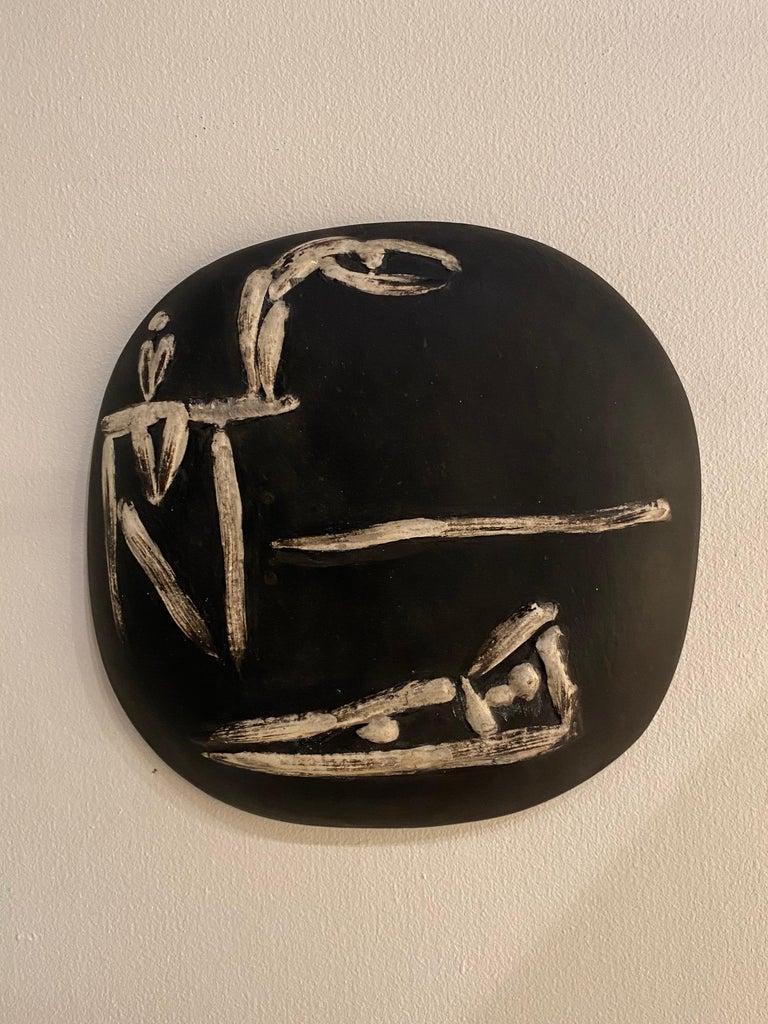 Pablo Picasso for Madoura Plate 2