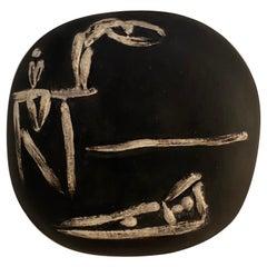 Pablo Picasso for Madoura Plate