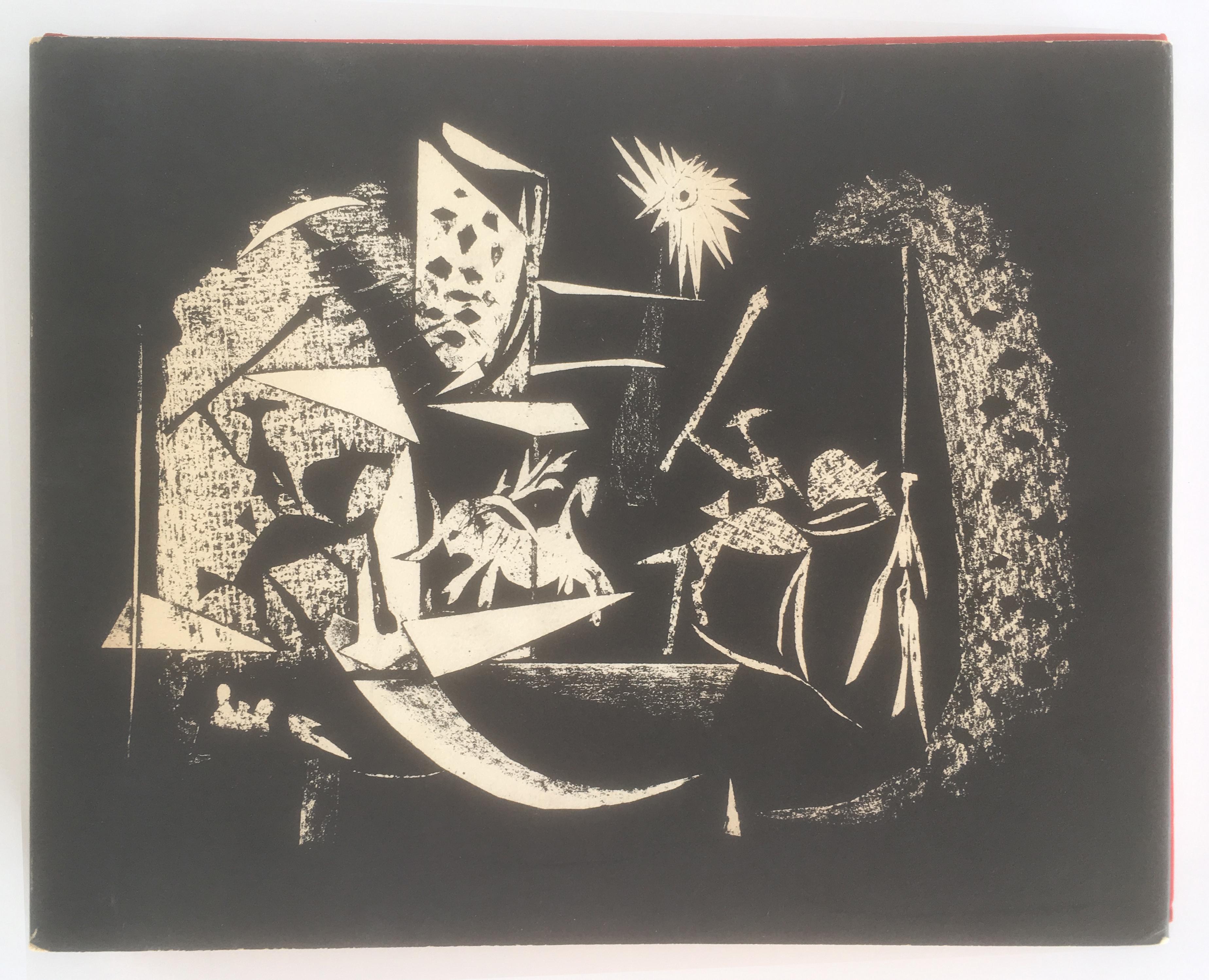 Toreros (4 Original Lithographs by Pablo Picasso and Jamie Sabartes)