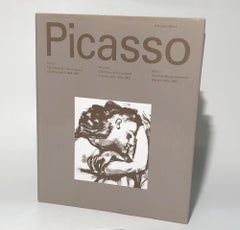 1968 After Pablo Picasso 'Catalogue of The Printed Graphic Work'