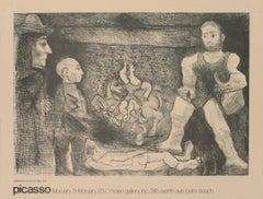 1968 After Pablo Picasso 'Picasso, son oeuvre, et son Public (Bloch 1481)'