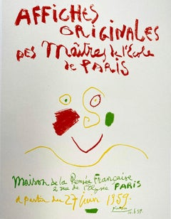 Affiches Originales; Original Posters After Pablo Picasso