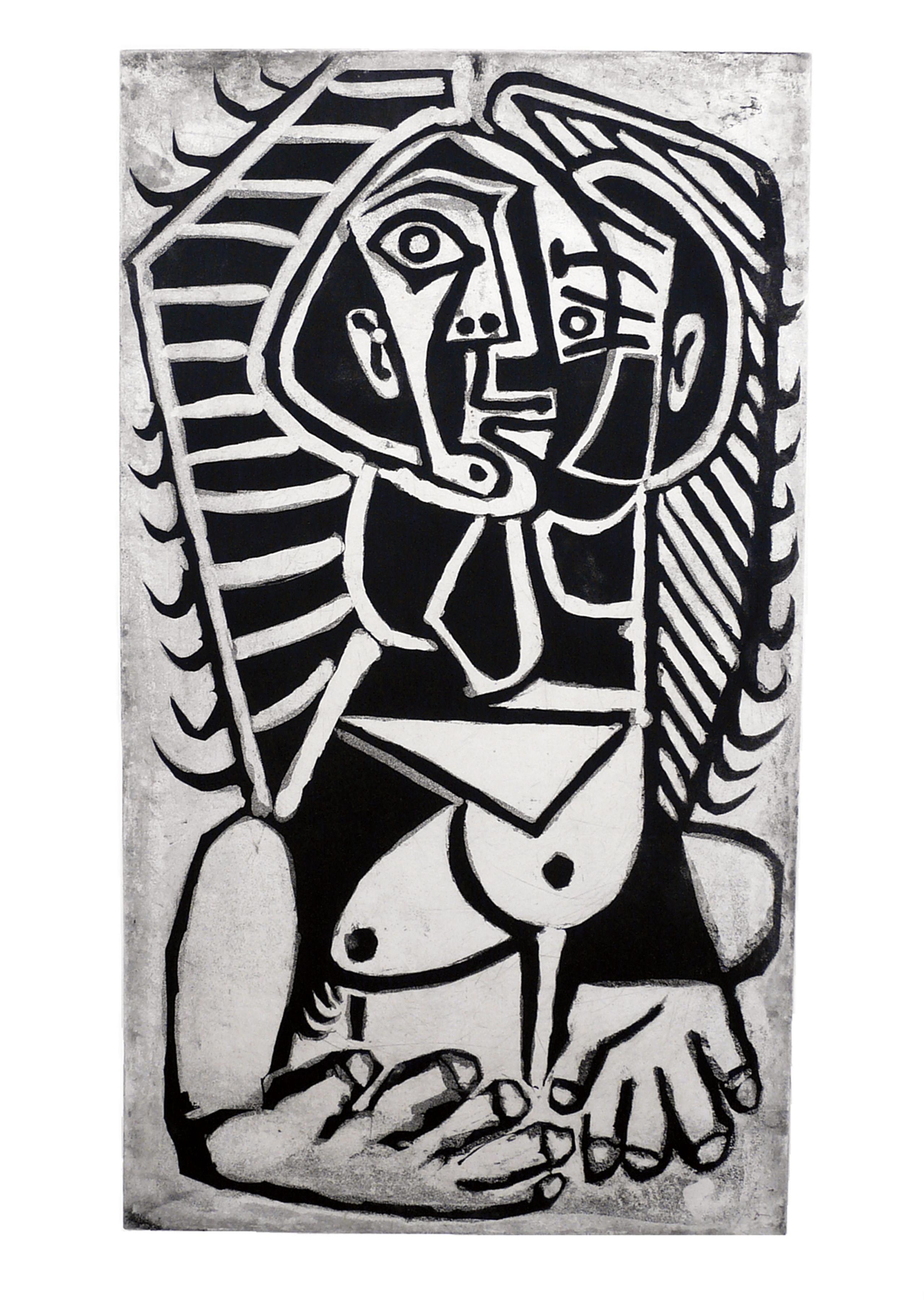 Pablo Picasso: L'Égyptienne Bloch746