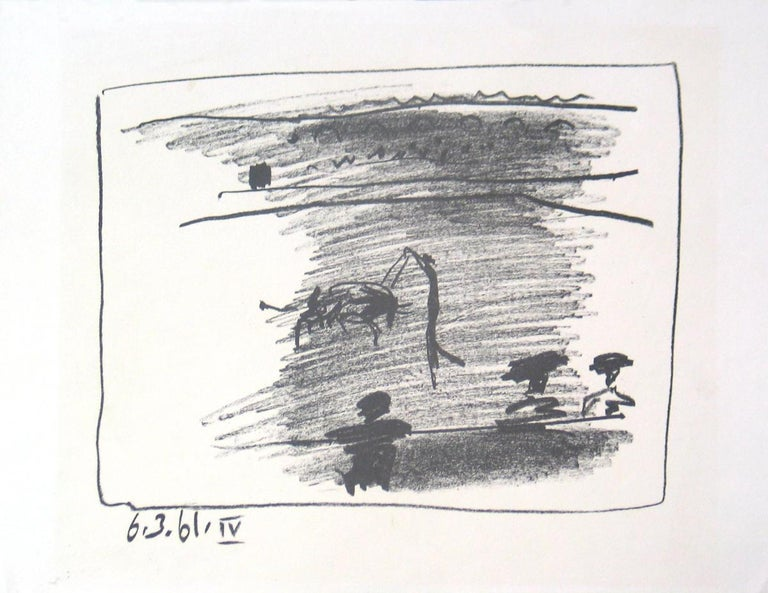 Bandaleros - Print by Pablo Picasso