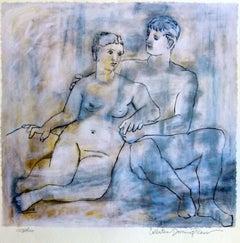 Pablo Picasso Nude Prints