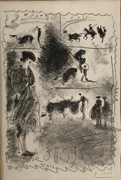 Pablo Picasso, Carnet de la Californie