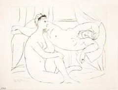 Deux Femmes se reposant (S.V. 10) Bloch 143