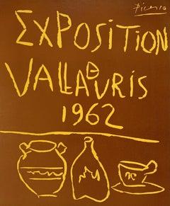 Exposition Vallauris 1962