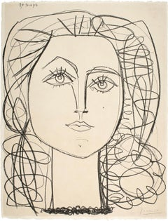 """Pablo Picasso """"Françoise"""""""