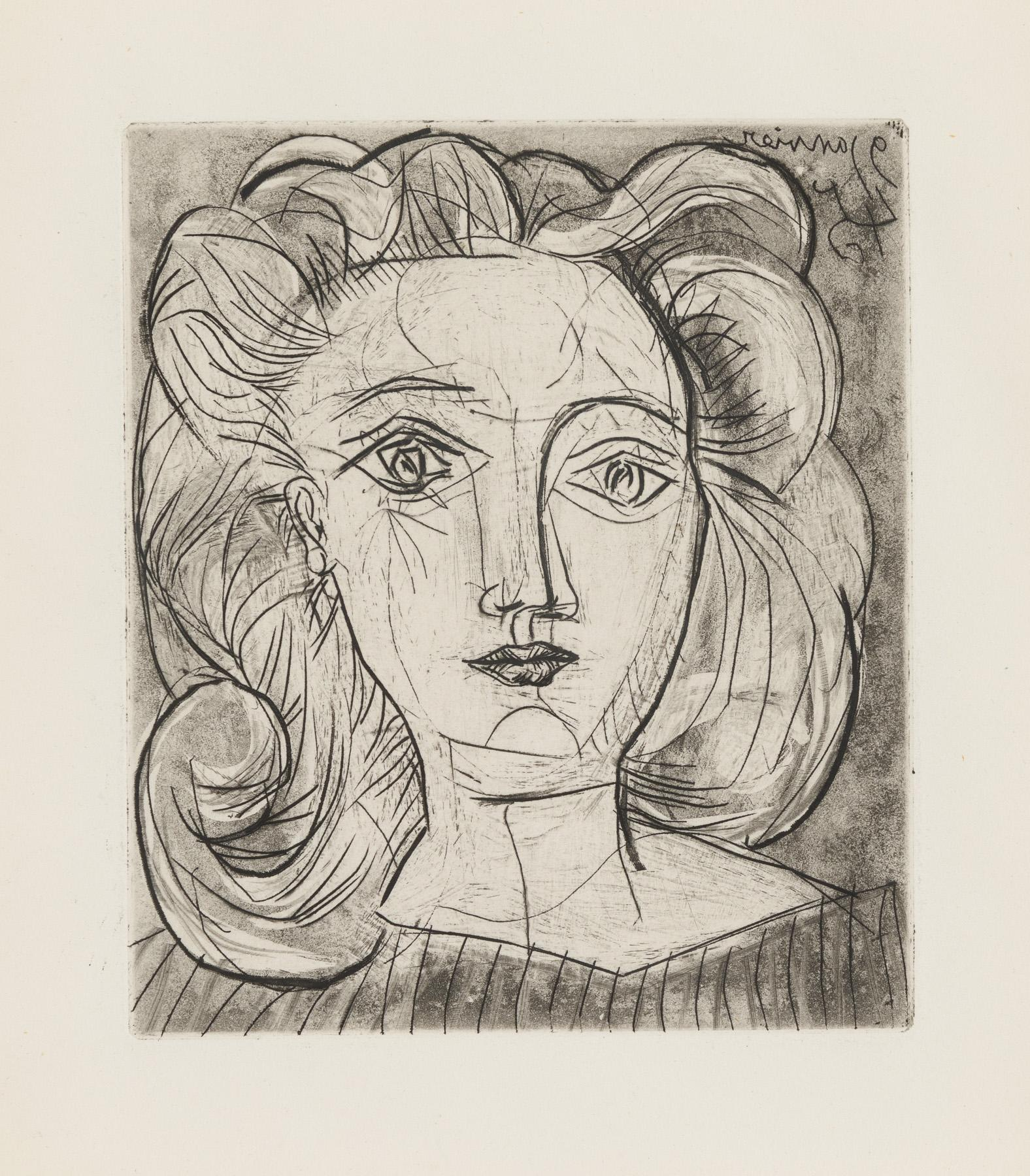 Head of a Woman (Francoise)