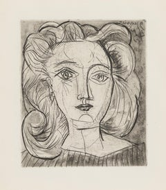 Head of a Woman (Francoise)