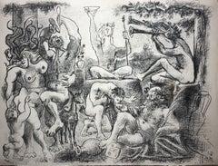 Pablo Picasso, Homage a Bacchus