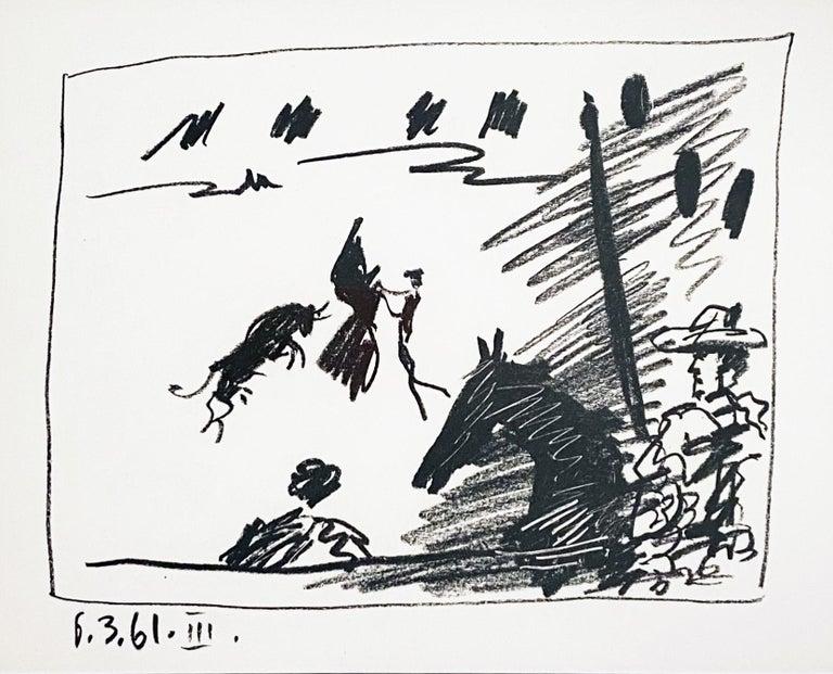 Jeu de la Cape (III) - Print by Pablo Picasso