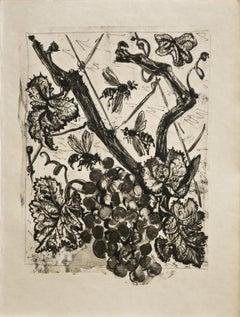 Pablo Picasso: La Guêpe (The Wasp) Bloch 351