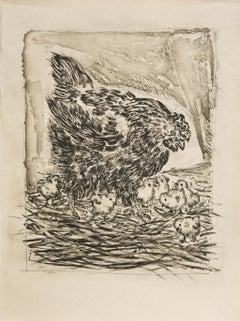 La Mere Poule (The Hen) Bloch 345