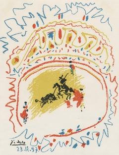 La Petite Corrida (The Little Bullfight)
