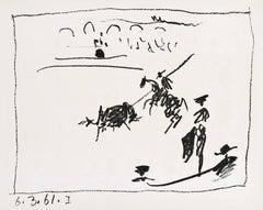 La Pique, Pablo Picasso