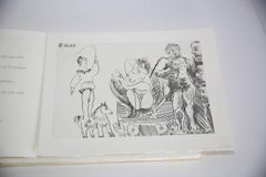 Le Cocu Magnifique -- complete illustrated book with 12 original etchings